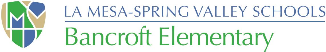 Bancroftelementary Logo