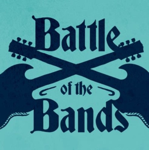 guitars - battle of the bands