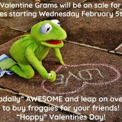 Froggy Grams
