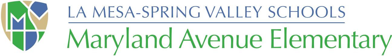 Marylandaveelementary Logo