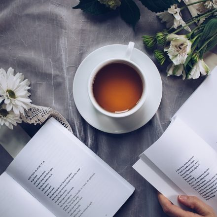 coffee flowers books