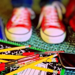 Pencils with Shoes