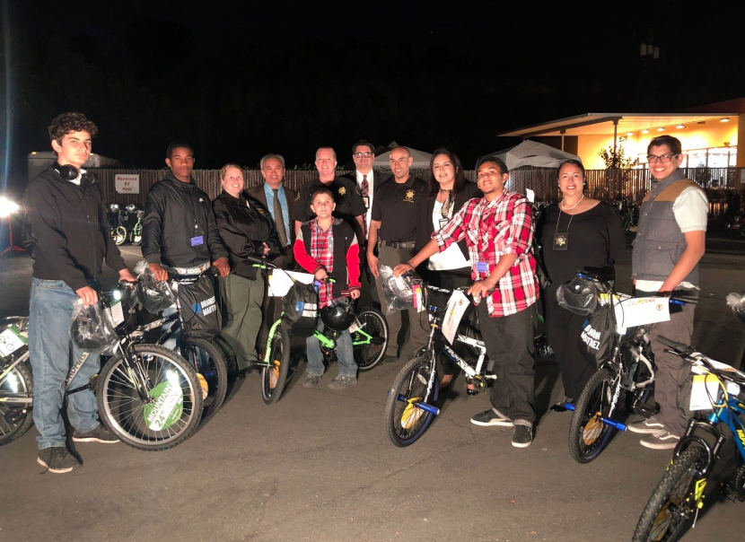 NLPOA Thanksgiving Dinner and Bicycles