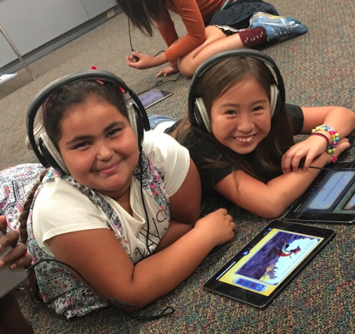 Breakthrough English Program in La Mesa-Spring Valley Schools Inspires Learning, Language and Connections