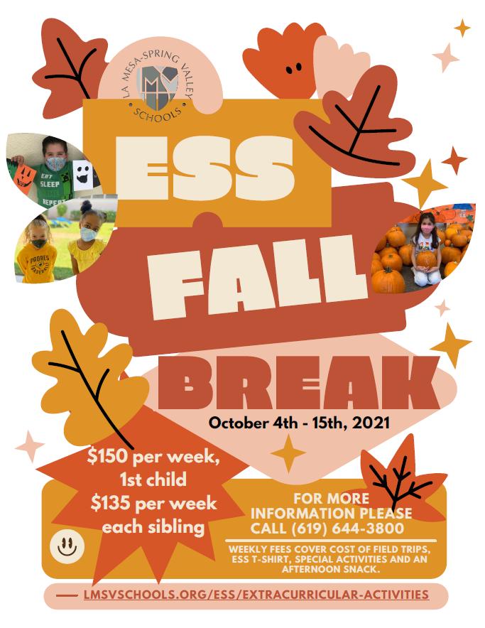 Fall Break Page 1